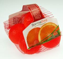 Сетки для упаковки овощей и фруктов
