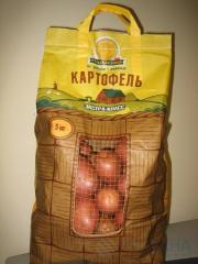 Материалы для расфасовки-упаковки овощей и фруктов