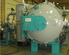 Vacuum HVH 6-140 furnace