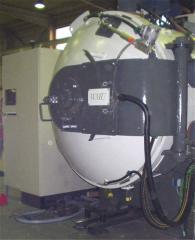 Vacuum HVF 6-140RK-k 10bar furnace