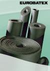 Изоляция труб Eurobatex на основе вспененного каучука