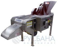 The car for cutting of bean of model W