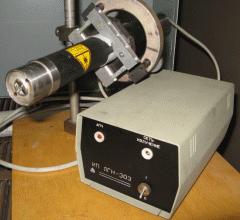 Газовый лазер ЛГН-303 гелий-неон ( He-Ne )  с