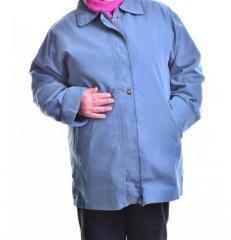 Куртка женская (БАТАЛ)KBHA-1809-1