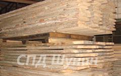 Beech, board dry not cut joiner's, Kiev