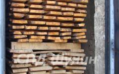 Hornbeam, board dry not cut joiner's, Kiev
