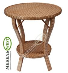 Shop of a wicker furniture, Coffee Table