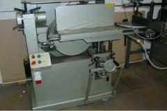 Saws cutting for cutting of Graule AS 450