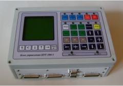 Control block a hydraulic press of K10.9.34.01,