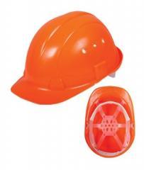 The helmet is construction
