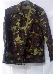 Camouflage of ripstop (vafelk)