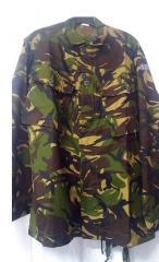 Suit camouflage British
