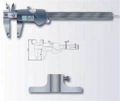 Caliper electronic TESA SHOP-CAL