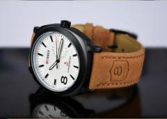 Curren wrist watch + the Gift and Delivery across