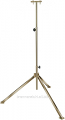 The tripod is resistant for a searchligh