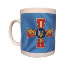 Cups of the Air Force with ranks, airborne forces,
