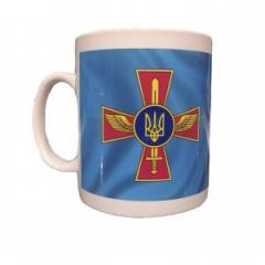 Чашки ВВС со званиями, ВДВ, МВС, ДПС