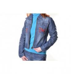 Куртка джинсовая женская DK-14