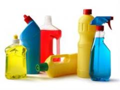 Detergents and cleaners wholesale and retail in