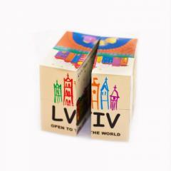 "Image cube of ""LEONI"