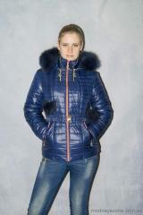 Куртки зимние Джулия 16