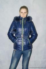 Куртки зимние Джулия 17