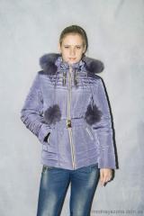 Куртка зимняя Джулия 21
