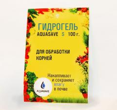 AQUASAVE S 100 hydrogel gr (for processing of