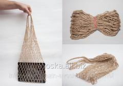 String-bag - natural (hemp)