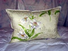 Feather pillows 50x70, 90% down