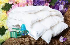 Одеяло детское 110×140 см DeLuxe collection...