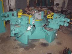 """Станок агрегатный модели 13ПА для обработки детали """"пластина переходная"""""""
