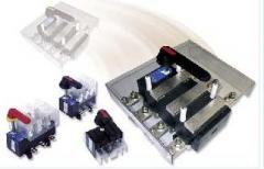 Выключатели нагрузки (рубильники) серии RA