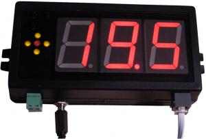 Сигнальный термометр, измеритель влажности