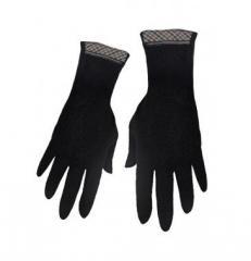 Перчатки кашемировые женские 38007-2Артикул: 38007-2