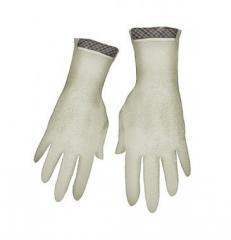 Перчатки кашемировые женские 38007-2-1