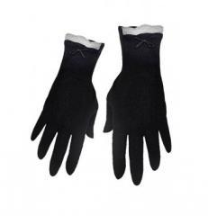 Перчатки кашемировые женские 38007-3Артикул: 38007-3