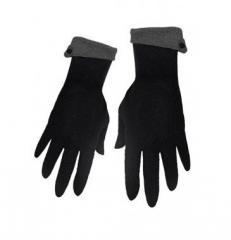 Перчатки кашемировые женские 38007-5Артикул: 38007-5