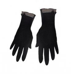 Перчатки кашемировые женские 386Артикул: 386
