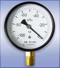 Vacuum-gauges