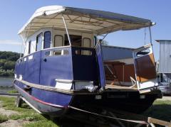 Catamaran steel