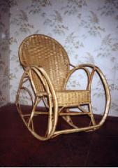 Кресло-качалка Подкова