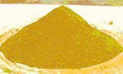 Titanium dioxide (TiO2 basis) COLOR YELLOW pigment
