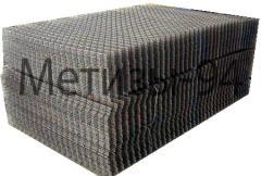 Сетка арматурная 100х100 мм диаметр 6,0 мм