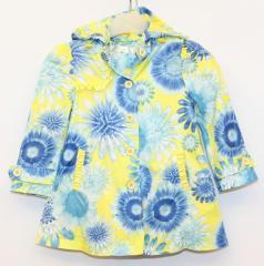Deloras Children's raincoats for girls