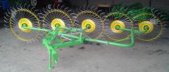 Grabli-voroshilki Sena wheel and manual hinged GVN