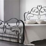 Кровать кованная купить Киев, кованная двуспальная