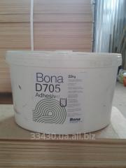 Bona D-705 22кг. паркетный клей на водной основе.