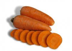 Carrots seeds.