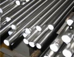 Hire is steel hot-rolled round, a circle, Hire